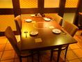 【4名様用テーブル席】