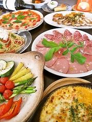 イタリア食堂 nostalgiaのコース写真