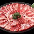 料理メニュー写真特選盛セット お肉690g