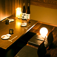 東銀座から2分の好立地なのでお仕事帰りの飲み会にも便利です。