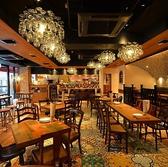 Trattoria e Pizzeria De salita 赤坂の雰囲気2