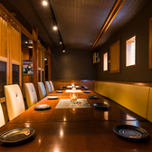 梅田での飲み会、宴会なら当店におまかせください!東梅田駅から徒歩1分の好立地なのでお時間を気にせずお寛ぎいただけます。各種ご宴会に◎