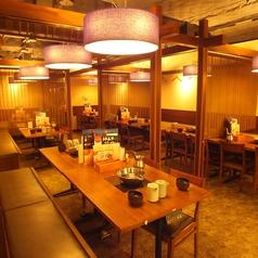 ≪京都駅徒歩3分!大人数宴会に◎貸切最大80名様迄!≫京都駅直結でアクセス抜群!ゆったり広めのお席はご宴会にもぴったりです。大人数でのご利用に便利なコースを豊富にご用意しております。ご不明点・ご要望等ございましたらお気軽にご相談ください!