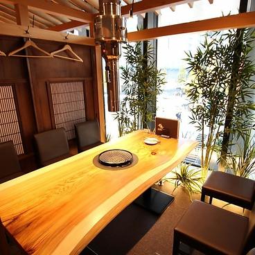 神戸牛焼肉&生タン料理 舌賛 ZESSANの雰囲気1