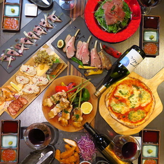 Charcoal ダイニング Dining みよし 熊本 銀座通り店の写真