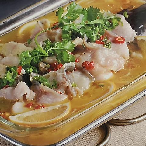 本格四川料理が楽しめる♪麻辣で、痺れる辛さ!