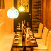 嬉しい個室プライベート空間で絶品料理と厳選された銘酒の数々をお楽しみ下さいませ。肉バルKANATA-かなた-でしかお召し上がりいただけない貴重な絶品メニュー多数!是非この機会にご堪能下さいませ。渋谷駅よりすぐのアクセス抜群なシュラスコ食べ放題&肉バル KANATA 渋谷店で!