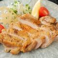 料理メニュー写真群馬産!赤城鶏の炙り焼き