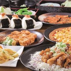 和食れすとらん旬鮮だいにんぐ 天狗 ふじみ野店のコース写真