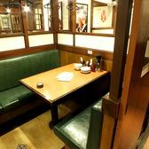 少人数の集まりにおすすめのお席です◎美味しいごはんとゆったり空間。周りを気にせずゆったりできます♪