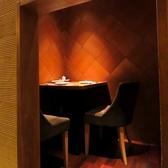 カップルに人気!秘密の隠れ小部屋2名個室