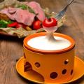 料理メニュー写真ゴロゴロ野菜のチーズフォンデュ