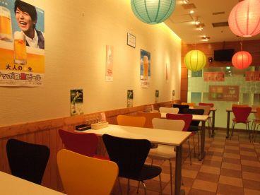 ナレヤ 韓国家庭料理の雰囲気1