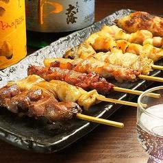 炭屋 串兵衛 裏横 横浜東口店のおすすめ料理1