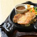 料理メニュー写真チキンステーキ(270グラム)