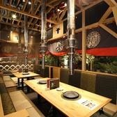 神戸牛焼肉&生タン料理 舌賛 ZESSANの雰囲気2