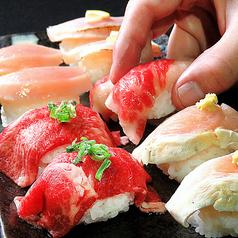 個室ダイニング 肉寿司 チーズ Nick ニック 熊本下通店のコース写真
