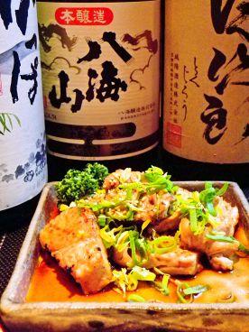 魚 創作料理 花しばのおすすめ料理1