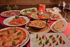 イタリア食堂 nostalgiaの詳細