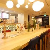 Dessert Cafe 雪のはな 原宿店の雰囲気3