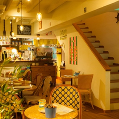 【1Fスペース~松島の風を感じながら~】デート・記念日・誕生日にもおすすめのおしゃれな空間。4席×5、2席×1♪