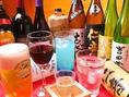 熊本の地酒もご用意しております!