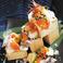 まいど!の海鮮ぶっかけ寿司タワー