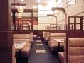 デートやランチ会、仲間内の食事会など様々なシーンで使える。