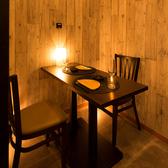 【2名様~大歓迎!!】少人数のお客様でも個室の利用OK♪デートやお食事などお気軽にご利用頂けます!!