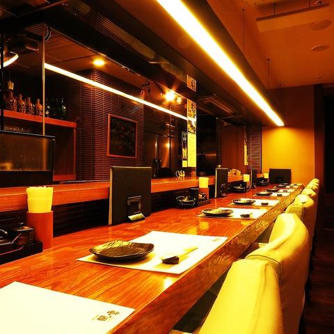 【東新宿駅4分】老舗串焼き屋の味をお楽しみ下さい!2時間飲み放題付コース3800円