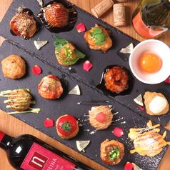 串焼きバル Tsubominaのコース写真