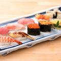 料理メニュー写真<特上>寿司盛り合わせ
