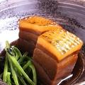 料理メニュー写真鹿児島豚のやわらか角煮