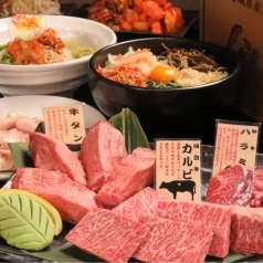 炭火焼肉 ばた 仙台上杉の特集写真