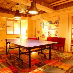 中目卓球ラウンジ 川崎分室のおすすめポイント1