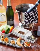 ワインと串揚げ こぱん 沖縄のグルメ
