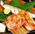 料理メニュー写真旬の鮮魚