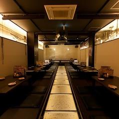 個室居酒屋 ちょーでーぐぁ 栄本店の雰囲気1