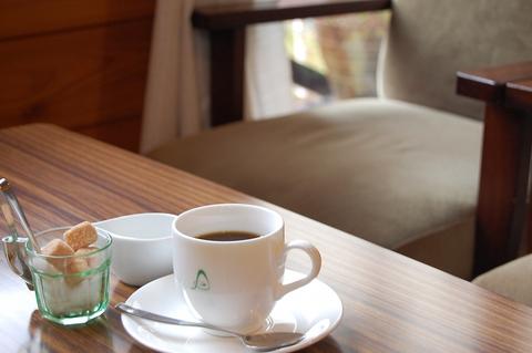 さわやかな風が気持ちいい癒しの空間で、ゆっくりとした時間を過ごせるカフェ。