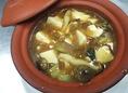 XO醤豆腐煮込み 週替わりのランチメニューです! 副菜、ご飯(おかわり出来ます)、スープ、デザート付 1100円(税込)