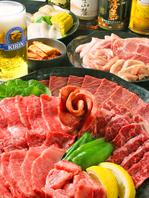 こ~んなにいいお肉がなんと2280円~食べられる家族亭!