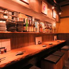 和洋美食ダイニング 赤おに家 塚口店の雰囲気1