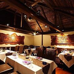 リゾートレストラン カスケード 銀座店の雰囲気2