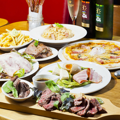 北海道炭リッチ THE 肉バル 前橋北代田店のおすすめ料理1