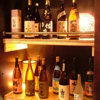 厳選!!本格焼酎・日本酒