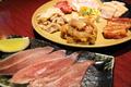 料理メニュー写真カラカラ焼きセット