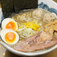 【10食限定】特製煮干しそば極み(950円)