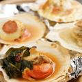 料理メニュー写真選べる楽しさ!ホタテの色々焼き【ガーリック焼き・浜焼き・マヨチーズ焼き・たらこマヨ焼き】