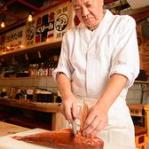 料理人の居る魚屋 鰓呼吸 えらこきゅう 泉中央店の雰囲気2