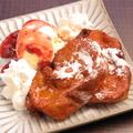 料理メニュー写真幸せのフレンチトースト